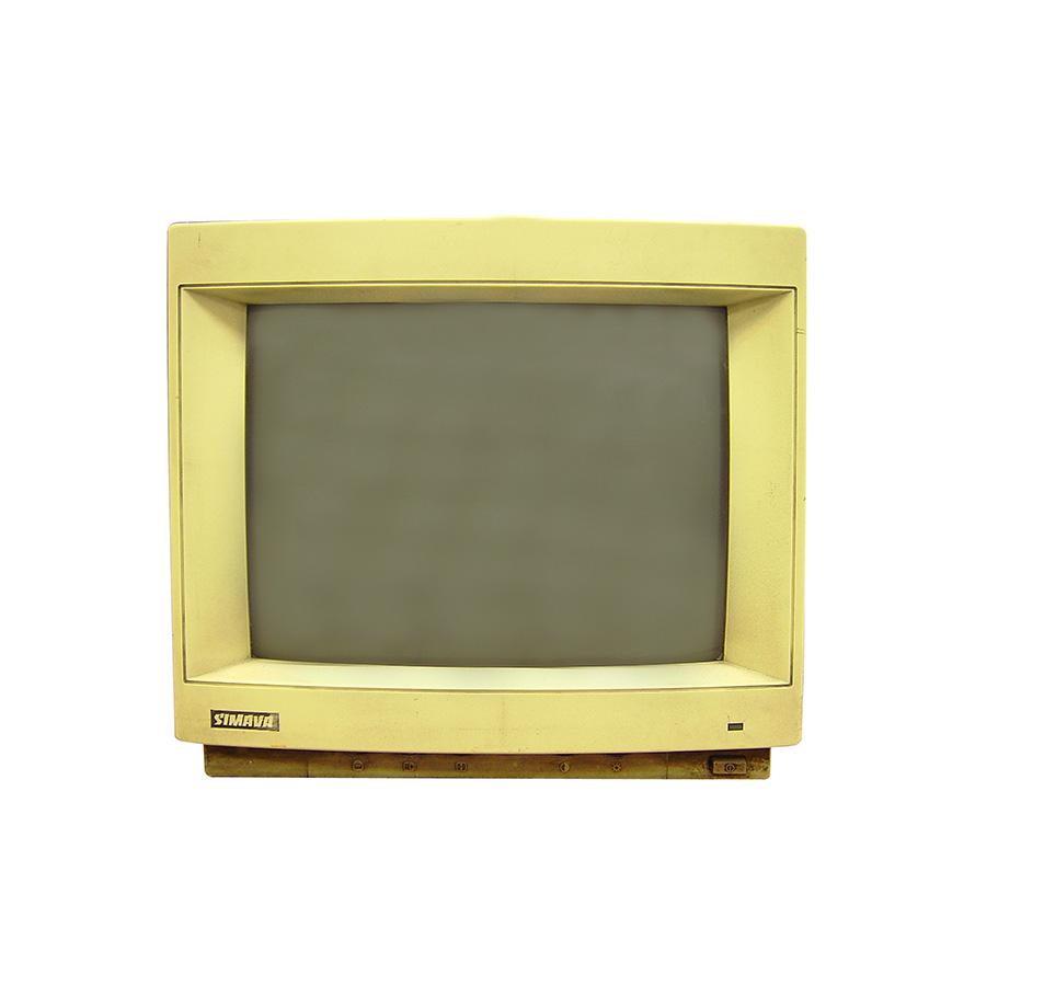 Simava CRT Monitor